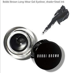 NEW Bobbi Brown Long-Wear Gel Eyeliner (Steel ink)